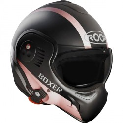 Casque Modulable Roof Boxer V8 Manga Rose