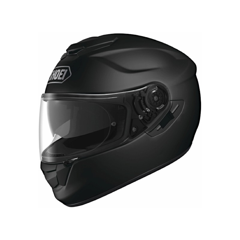 casque shoei gt air noir mat casque moto shoei centrale du casque. Black Bedroom Furniture Sets. Home Design Ideas