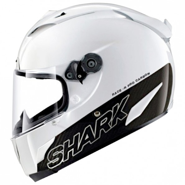 casque shark race r pro carbon blank centrale du casque. Black Bedroom Furniture Sets. Home Design Ideas