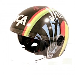 Casque NCA J300VSB Rasta by Grex