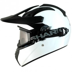 Casque Shark Explore-R Blank