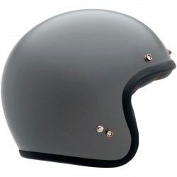 Casque Bell Custom 500 Matte Gray