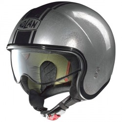 Casque Nolan N21 Caribe Scratched Chrome