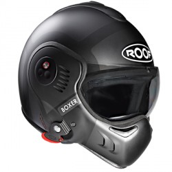 Casque Modulable Roof Boxer V8 Bond Noir Mat