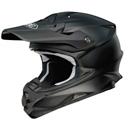 Casque Cross Shoei VFX-W Noir Mat