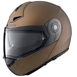 Casque Schuberth C3 Pro Madrid Moka