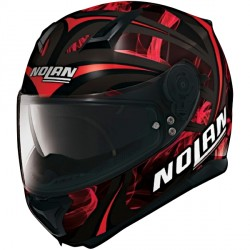 Casque Nolan N87 Ledlight N-Com