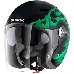 Casque Shark RSJ Hotspur