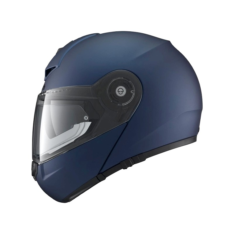 casque schuberth c3 pro paris blue centrale du casque. Black Bedroom Furniture Sets. Home Design Ideas