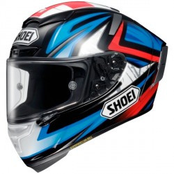 Casque Shoei X-Spirit III Bradley3 TC-1