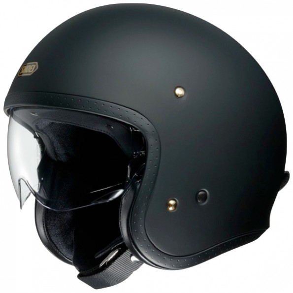 Shoei Gt Air >> Casque Shoei J.O Mat - Jet Vintage - Centrale du Casque
