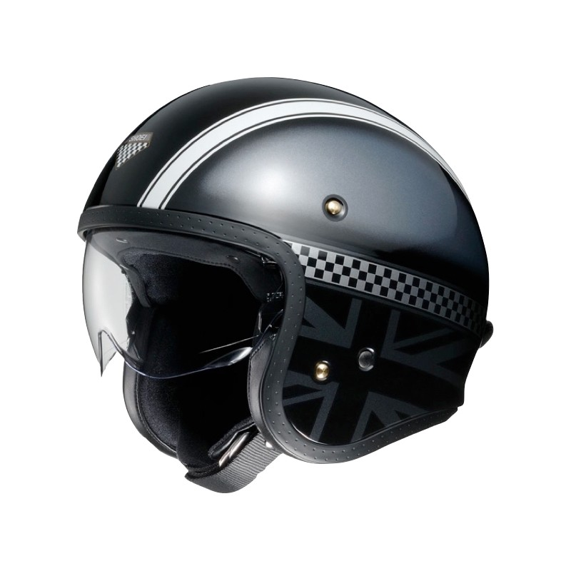 casque shoei j o hawker tc 5 jet vintage centrale du casque. Black Bedroom Furniture Sets. Home Design Ideas