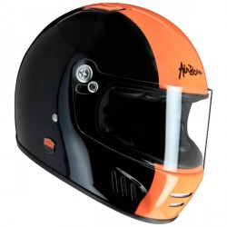 Casque Airborn Full Ride ABFR 28 Noir/Orange