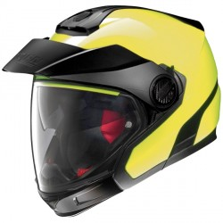 Casque Transformable Nolan N40.5 GT Hi-Visibility N-Com