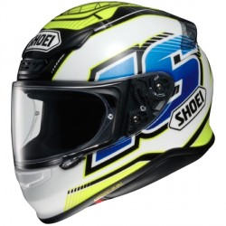 Casque Shoei NXR Cluzel TC-3