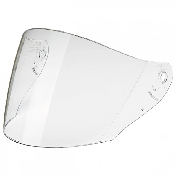 Ecran Shoei CJ-1 Incolore Clear pour jet J-Wing