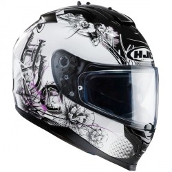 Casque HJC IS-17 Barbwire