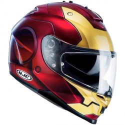 Casque HJC IS-17 Marvel Iron Man