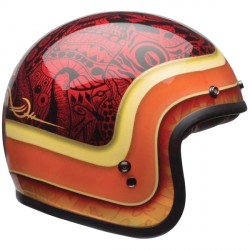 Casque Bell Custom 500 Hart Luck