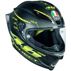 Casque AGV Pista GP R Project 46 2.0