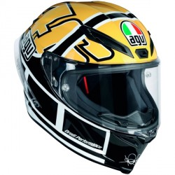 Casque AGV Corsa R Rossi Goodwood