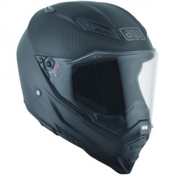 Casque AGV AX-8 Naked Carbon Matt