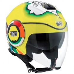 Casque AGV Fluid Misano 2011