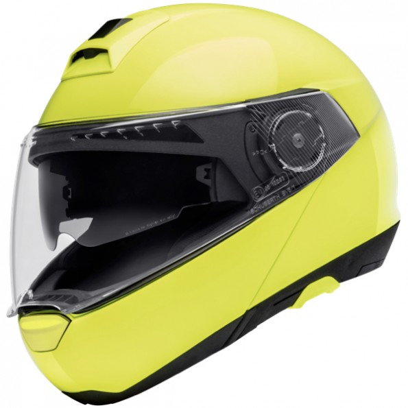 Casque Schuberth C4 Fluo Yellow