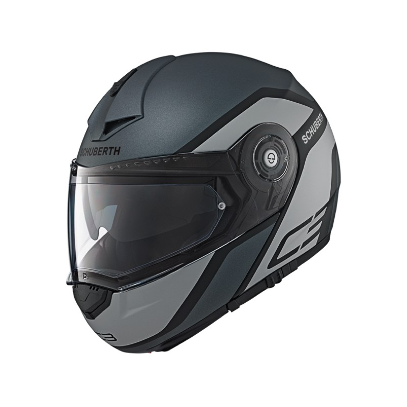 casque schuberth c3 pro observer centrale du casque. Black Bedroom Furniture Sets. Home Design Ideas