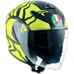 Casque AGV K-5 Jet Winter Test 2011