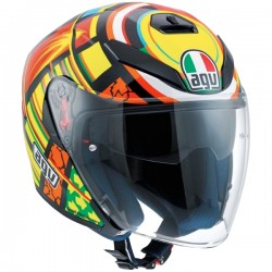 Casque AGV K-5 Jet Elements
