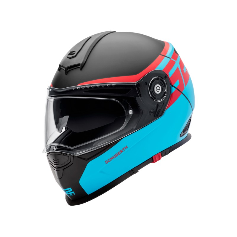 casque schuberth s2 sport rush centrale du casque. Black Bedroom Furniture Sets. Home Design Ideas