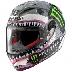 Casque Shark Race-R Pro Lorenzo White Shark