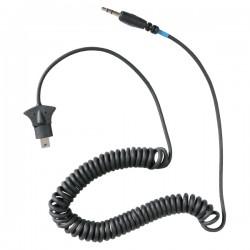 Nolan Câble N-Com Mini USB / Jack (B1.4, B5)