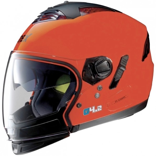 Casque Transformable Grex G4.2 Pro Kinetic N-Com Ex