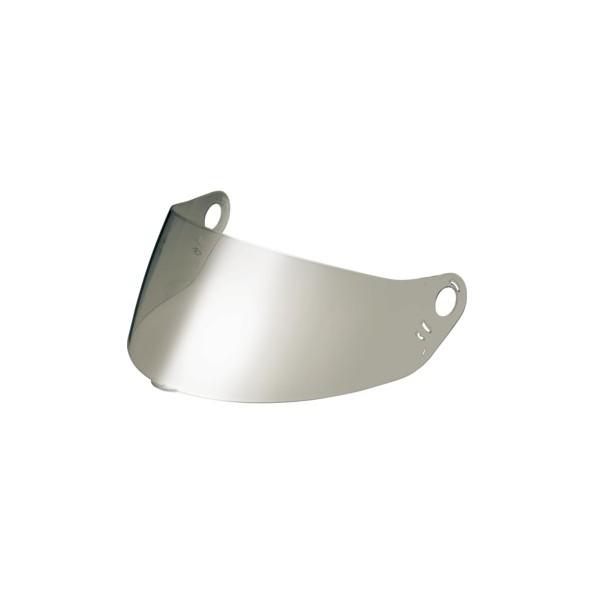 Accessoire Ecran N64/N63 de chez Nolan en Iridium Silver - casque integral