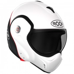 Casque Modulable Roof Boxxer Carbon Blanc
