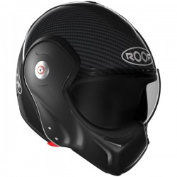Casque Roof Boxxer Carbon Black