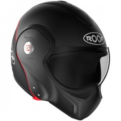 Casque Roof Boxxer Carbon Black Mat