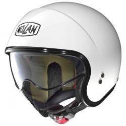 Casque Demi-Jet Nolan N21 Classic Blanc