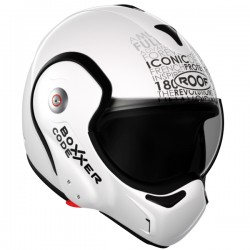 Casque Roof Boxxer Carbon Code