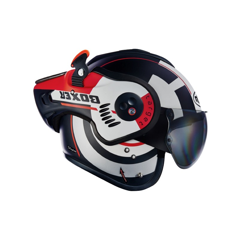 Casque Roof Boxer V8 Target 12300 About Roof