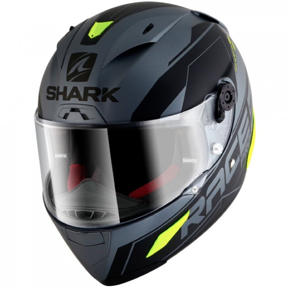 Casque Shark Race-R Pro Sauer Mat