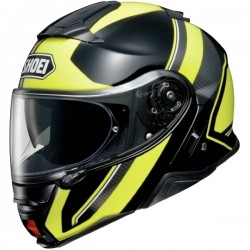 Casque Modulable Shoei Neotec 2 Excursion TC-3 Jaune