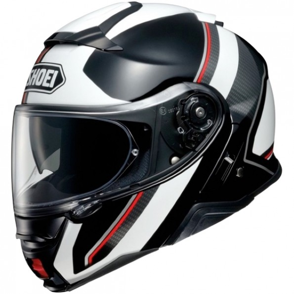 Casque Modulable Shoei Neotec 2 Excursion TC-6 Blanc
