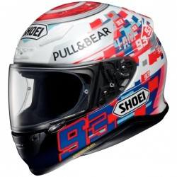 Casque Shoei NXR Marquez Power Up! TC-1