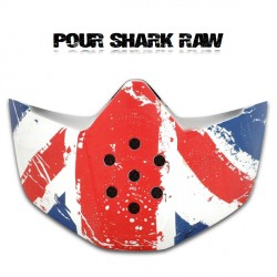 Shark Mask Raw/Drak UK