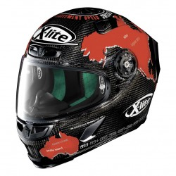 Casque X-Lite X-803 Ultra Carbon C.Checa