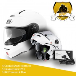 Pack Taxi Moto Gold