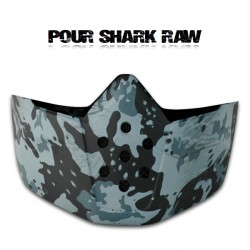 Shark Mask Raw/Drak Camo